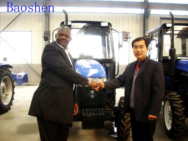 Weifang Baoshen Import & Export Co., Ltd
