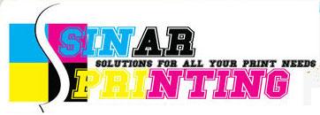 Sinar Printing Inc