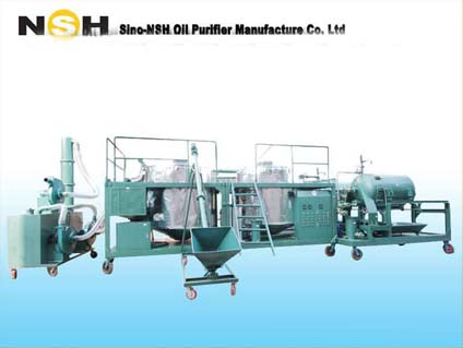 Sino-NSH Used Oil Filter & Treatment Manufacture Co., Ltd