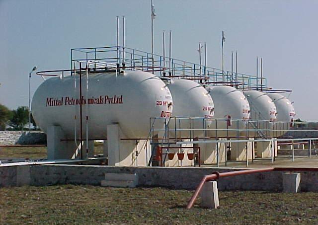Auto Gas Station