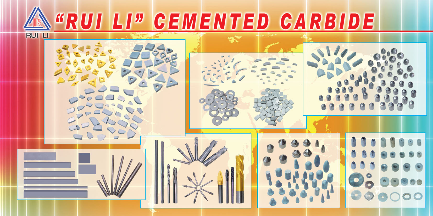 Zhejiang RUILI Cemented Carbide Co.,Ltd