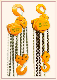 hoisting transportation equipment factory