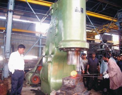Anyang Metal Forging Machinery