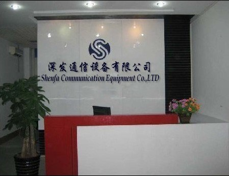 shenzhen shenfa communication equipment co.,ltd
