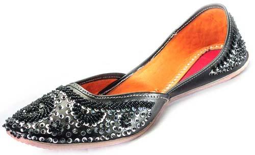 Traditional Designer Handcrafted Footwear Mojari Jooti