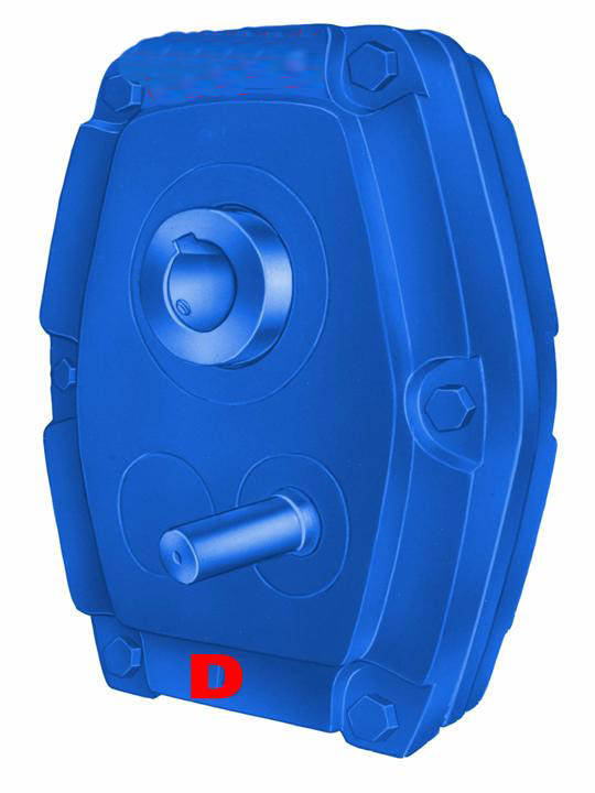ASHOK INDUSTRIES - JAYCON GEARBOX
