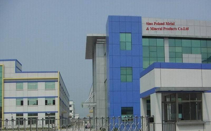 Sino Poland Metal & Mineral Products Co.,Ltd