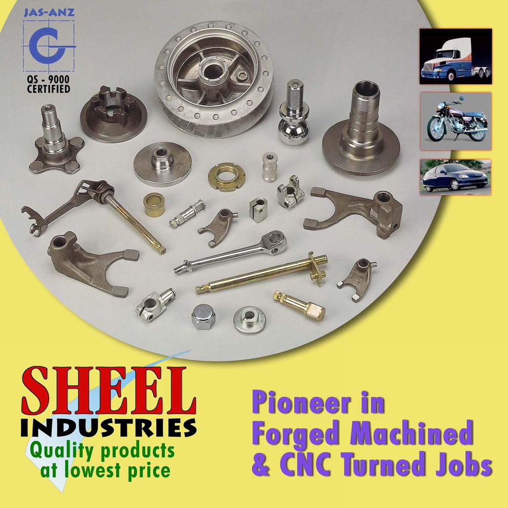 sheel industries