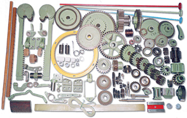 Textile Machinery Spares - Swaraj International