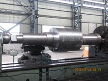 shafts, open die forgings