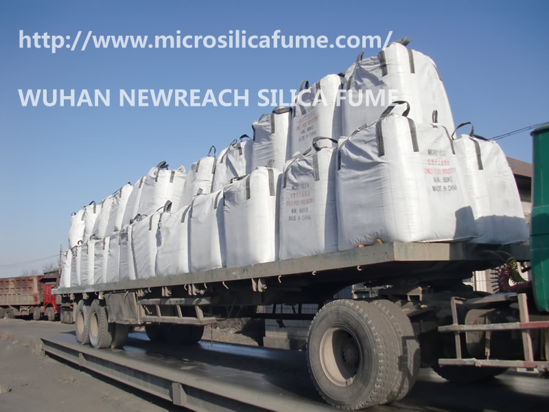 Newreach Silica Fume/Newreach Micro Silica for Mortars & Gro