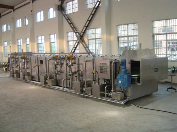 Spray sterilization cooling&heating machine