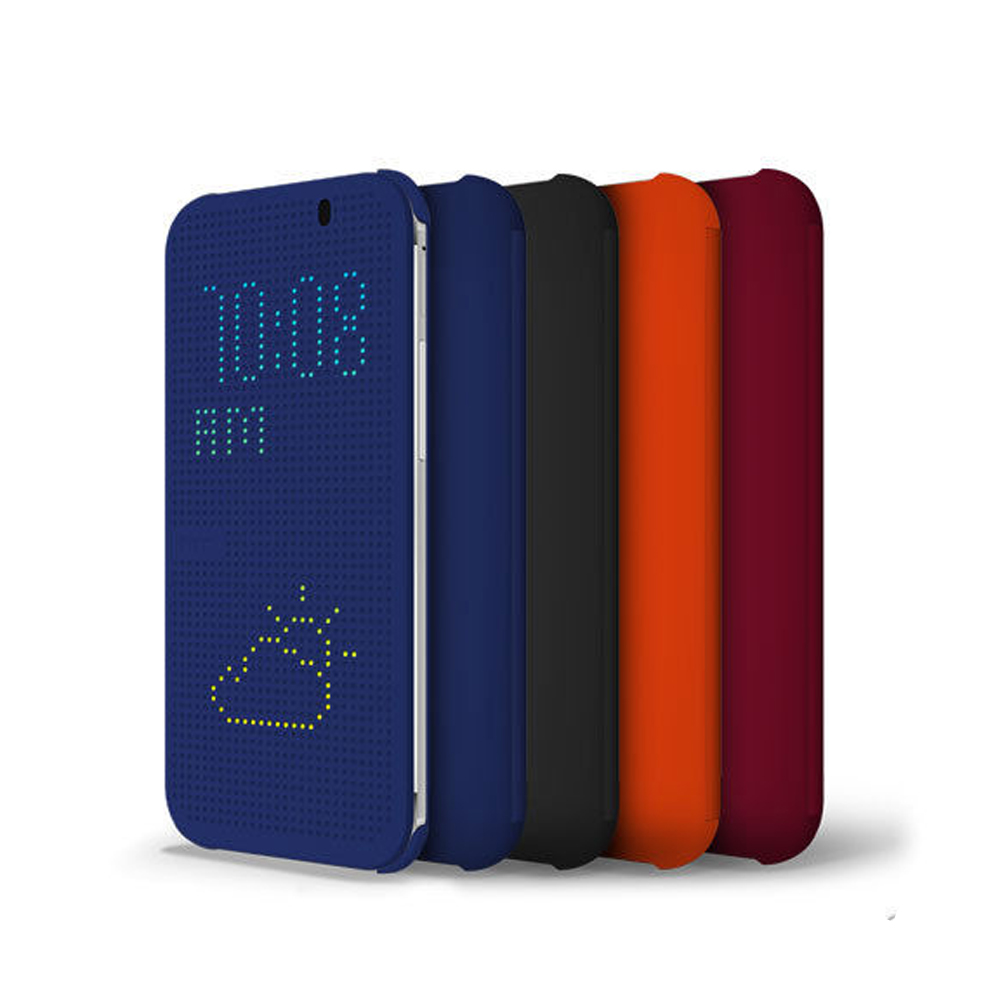 case for htc one m8 dot view