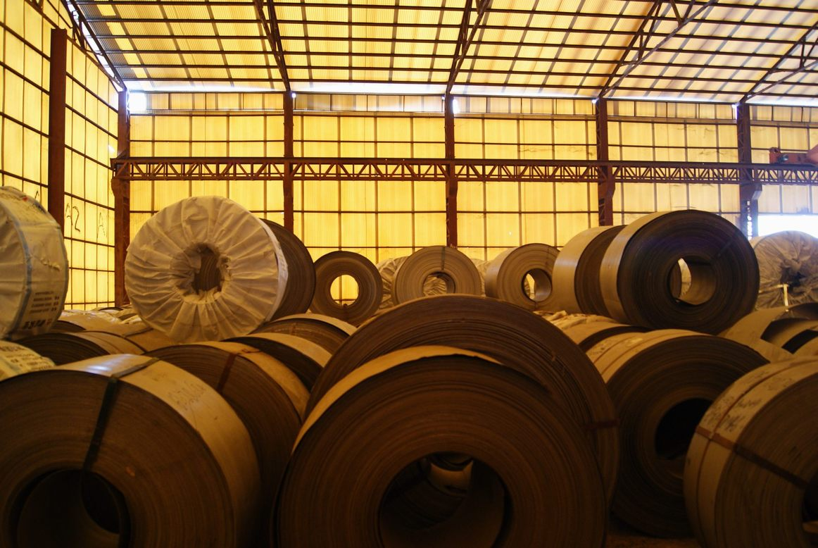 Hot Rolled Stainless Steel Coil 202