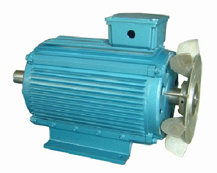permanent magnet alternator