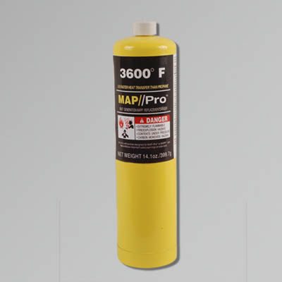Map-Pro gas