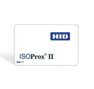 1386 ISO Thin HID Card (HID26/37)