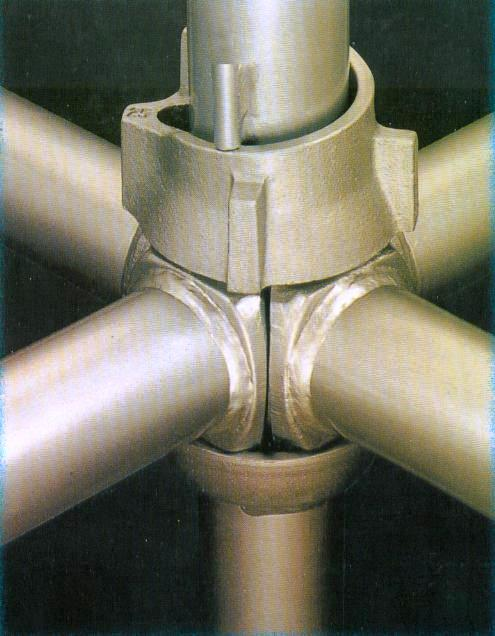 Cuplock Cup Top : Cuplock system scaffolding parts top cup buttom