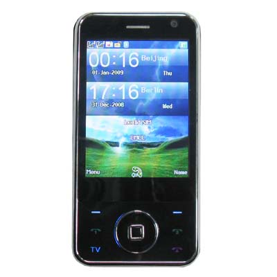 2.8 TV cell phone