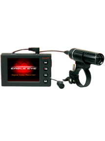 Remote control mini DVR with 2.5 inch LCD