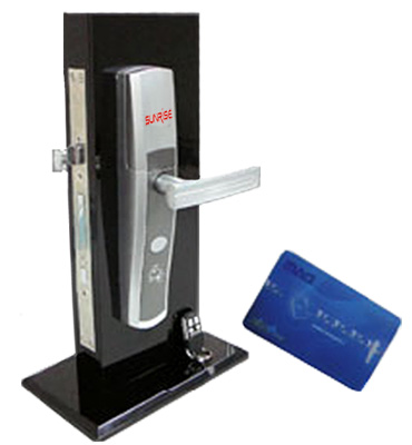 IC card lock