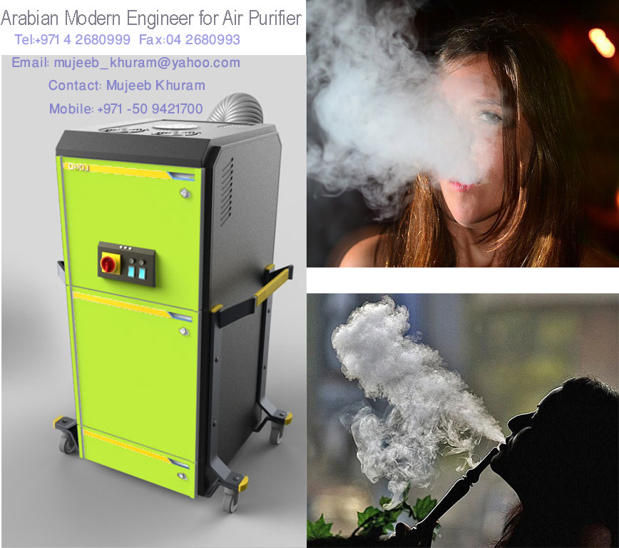 commercial air purifier