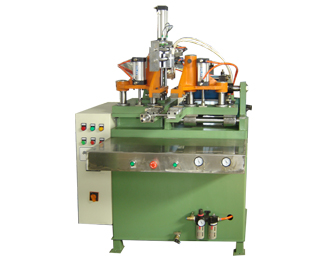 rubber jointing machine