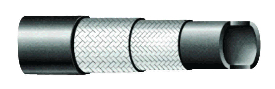 Hydraulic hose SAE 100 R2