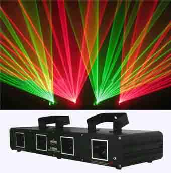 disco laser: