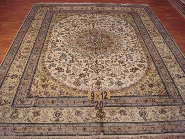 Silk Carpet Silk Rug Persian Silk Carpet Persian Silk Rug