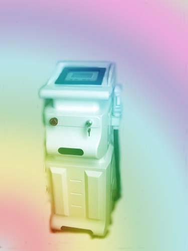 e-light(ipl+rf) beauty machine for hair removal
