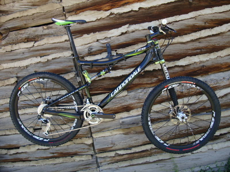 2010 Cannondale RZ One Forty Carbon 1
