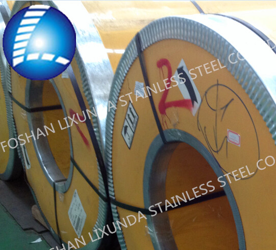 High Strength Stainless Steel Plate (304 316L 409L 430)