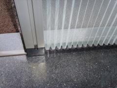 Retractable chain plisse screen door screen door for Easy install retractable screen door