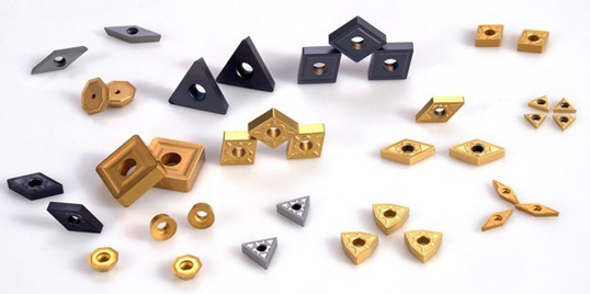 tungsten carbide cutting inserts