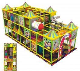 Indoor playground DIP-007