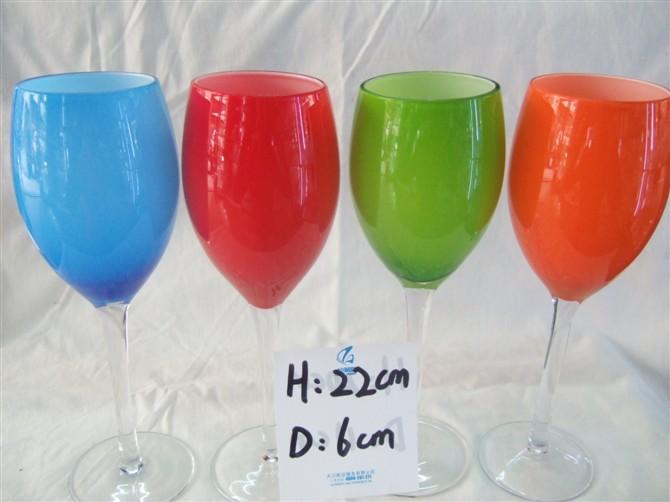 color wine glass