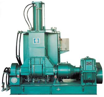 Rubber (plastic) dispersion mixer