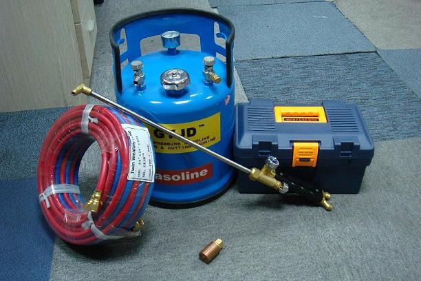 Oxyfuel Heating Torch