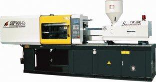 SSF900 plastic injection molding machine