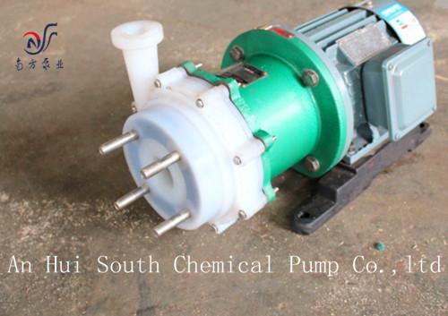 CQB Fluoroplastic Magnetic Drive seal-less pump