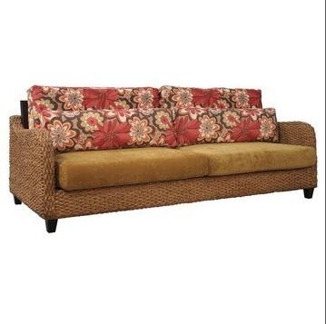 rattan living room sofa sets