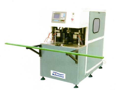 PVC Win-door Corner Cleaning Machine CNC