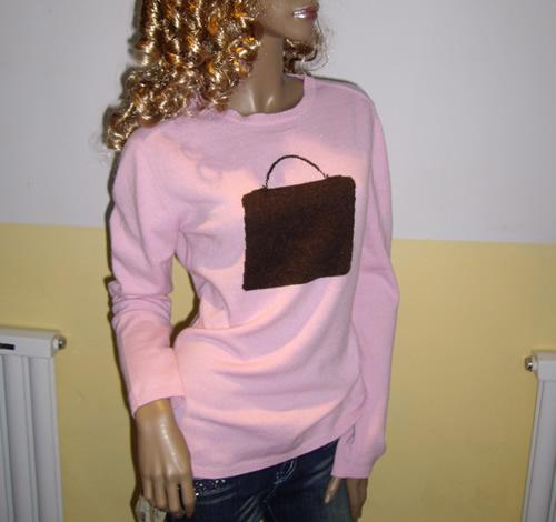 women cashmere sweater