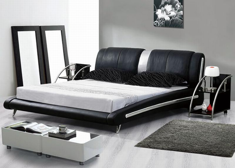 Leather Bed 3005 Leather Sofa Sofa Bed Bedroom Furniture