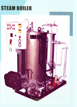 steam boiler