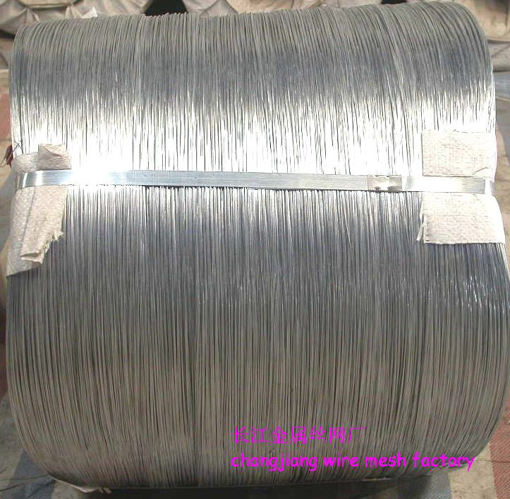 hot dipped galvnized iron wire