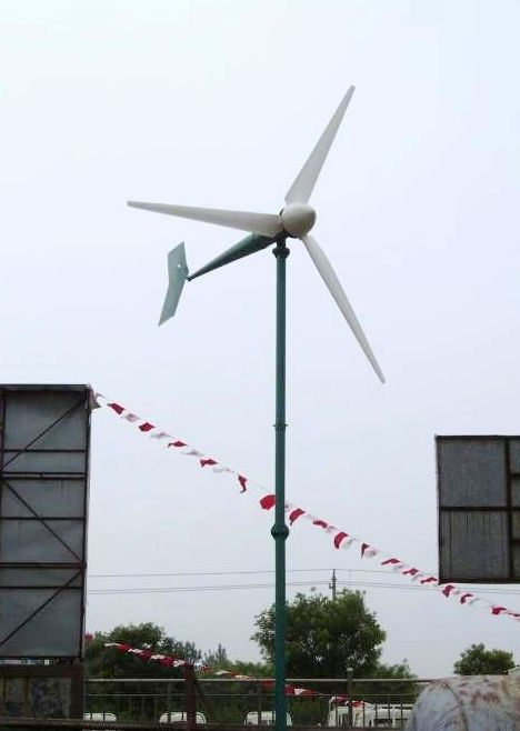 wind turbines(3kw)