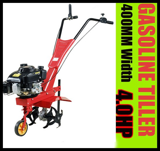 Garden tiller Rototiller Power tiller Cultivator 4.0HP