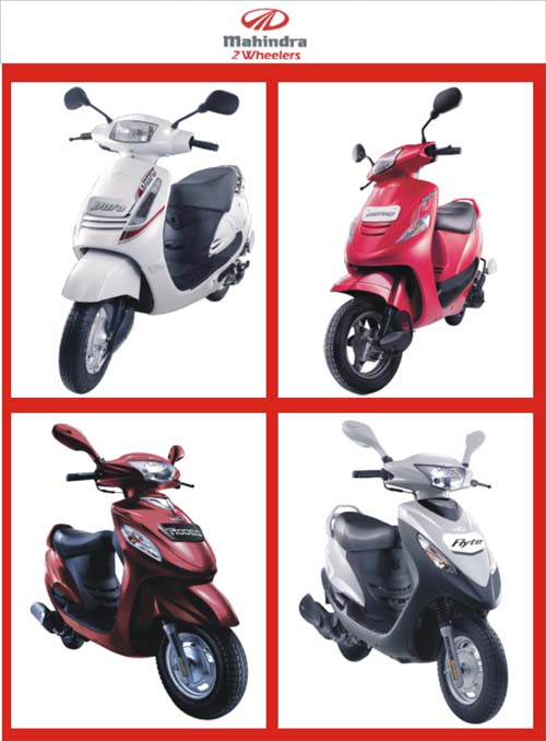 SELLING SPARE PARTS MAHINDRA 2 WHEELER DURO/FLYTE/RODEO 4S